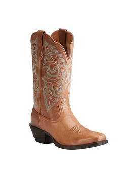 Round Up Square Toe by Ariat