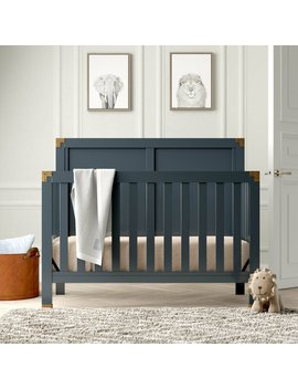 Benbrook 5 In 1 Convertible Crib by Greyleigh