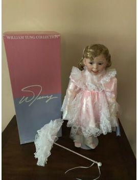 """22"""" Mib Ltd Ed. """"Diane"""" Doll By William Tung by Ebay Seller"""