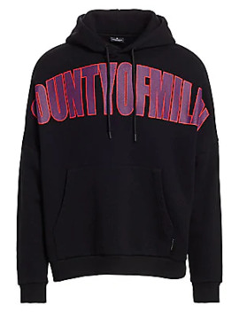 County Of Milan Hoodie by Marcelo Burlon