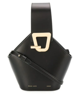 Buckle Bucket Bag by Danse Lente
