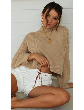 Piper Knit (Mocha) by Mura Boutique
