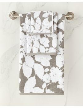 Sanders Floral Bath Towel by Lauren Ralph Lauren