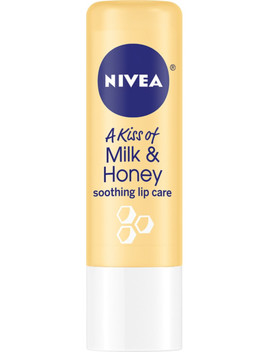 A Kiss Of Milk &Amp; Honey Soothing Lip Care by Nivea