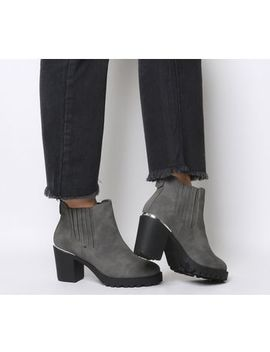 Agile  Chunky Chelsea Boot by Office