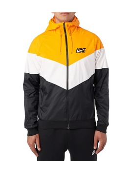Nike Graphic Qs Windrunner Jacket by Nike