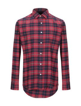 Salvatore Piccolo Checked Shirt   Shirts by Salvatore Piccolo