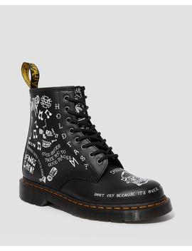 1460 Scribble by Dr. Martens