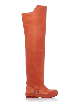Marco Hautes Boots by Jacquemus