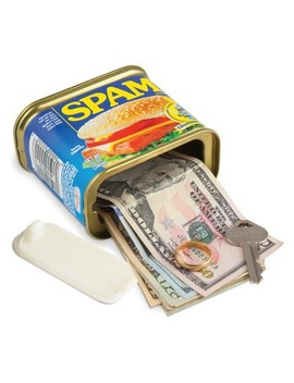 Spam Can Decorative Coin Bank   Big Mouth Inc. by Big Mouth Inc.