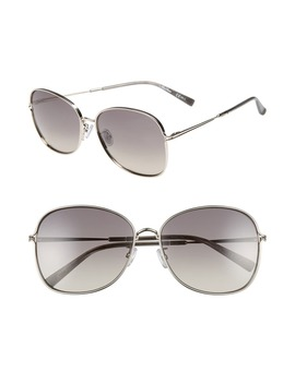 60mm Aviator Sunglasses by Max Mara