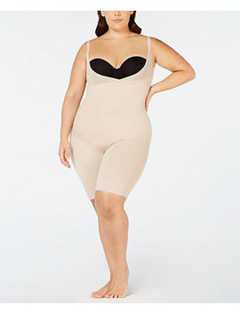 Plus Size Flexible Fit Extra Firm Singlette 2931 by General