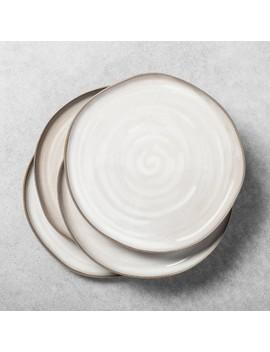 Dinner Plate Reactive Glaze   Hearth &Amp; Hand With Magnolia by Hearth & Hand With Magnolia