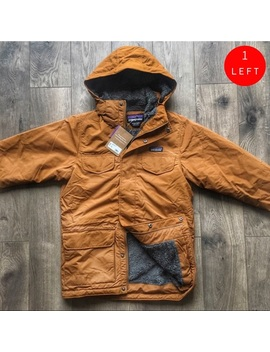 Nwt Patagonia Fall '18 Sherpa Lined Isthmus ParkaBoutique by Patagonia