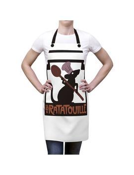 La Ratatouille Apron by Etsy