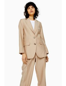 Sand Suit by Topshop