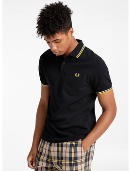 Perry Logo Polo by Fred Perry