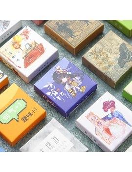 Cute Doraemon Flower Retro Posters Mini Paper Sticker Decoration Diy Ablum Diary Scrapbooking Label Sticker Kawaii Stationery by Ali Express.Com