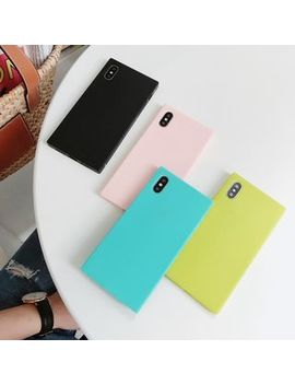 Stardigi   Plain Phone Case  I Phone X/8p/8/7p/7/6sp/6s/6p/6 by Stardigi