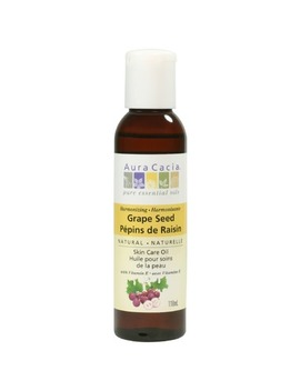 Aura Cacia Grapeseed Skin Care Oil by Well