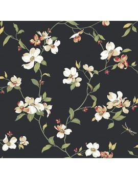 Dogwood Wallpaper by York Wallcoverings
