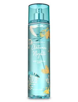 Autumn Nights   Fine Fragrance Mist    by Bath & Body Works