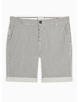 Selected Homme 'paris' Stripe Shorts by Topman