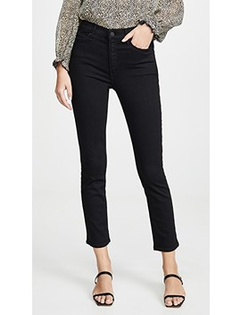 The Mid Rise Dazzler Jeans by Mother