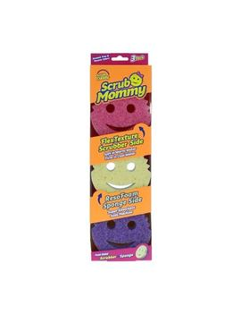Scrub Daddy® 3 Count Scrub Mommy® Sponges by Bed Bath And Beyond