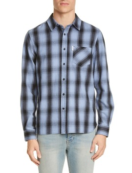 Max Plaid Button Up Shirt by Ovadia & Sons