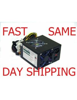 575 Watt Dual 6 Pin Pci E Gaming Power Supply Lenovo H50 50 14 Pin Connentor 14 P by Dream Pc / Logisys Replacement