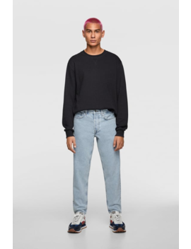 Jeans Essentials BlugibĂrbaŢi by Zara