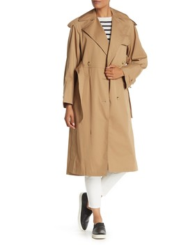 Trench Coat by Vince