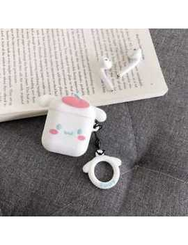 Cute Air Pods 1/2 Case Cartoon Cinnamoroll Melody Purin Iphone Earphone Protectiv by Unbranded