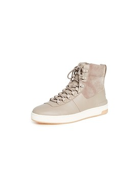 Rowan High Top Sneakers by Vince