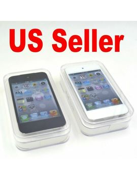 Us Seller New Apple I Pod Touch 4th Generation 8/16/32/Gb 2 Colors Mp3 Players by Apple