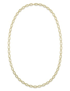Hammered Chain Link Necklace by Kendra Scott