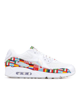 "Nike Air Max 90 Nic Qs ""International Flag Pack"" by Nike"