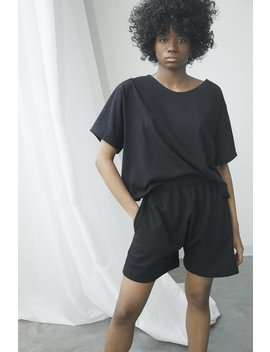 Wol Hide Easy Shorts   Black by Garmentory