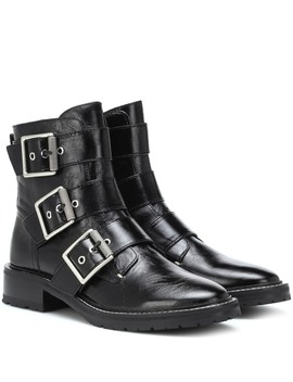 Cannon Leather Ankle Boots by Rag &Amp; Bone