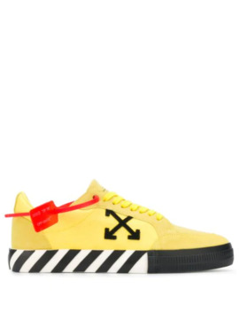 Logo Sneakers by Off White