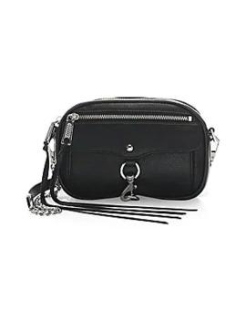 Blythe Leather Camera Bag by Rebecca Minkoff