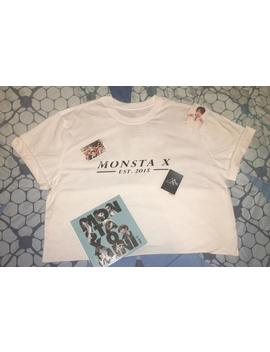 Monsta X Shirt by Etsy