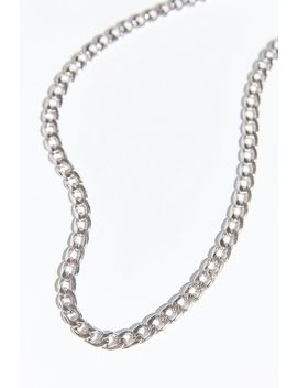 Kelly Curb Chain Necklace by Urban Outfitters
