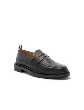 Rubber Sole Loafer by Thom Browne