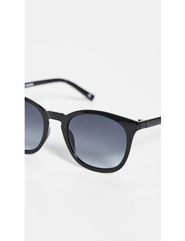 Fine Specimen Sunglasses by Le Specs