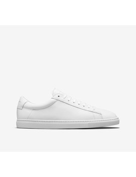 Low 1 | White by Oliver Cabell