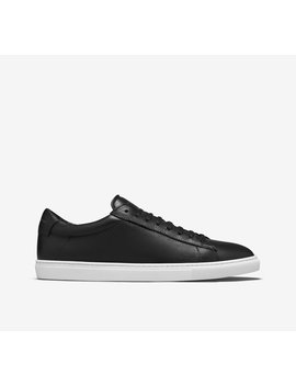 Low 1 | Black by Oliver Cabell