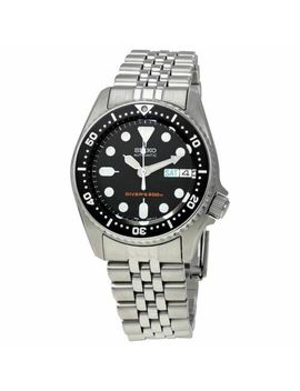 Sports Diver's Automatic Gents Analog Watch   Skx013 K2 by Seiko