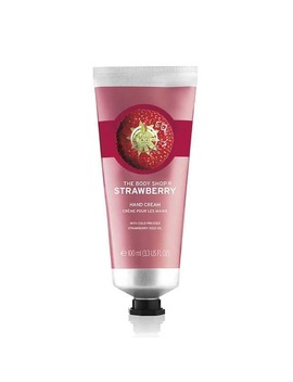 Strawberry Hand Cream Ask & Answer by The Body Shop